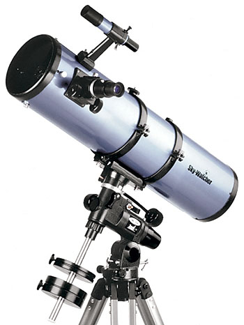My first ever telescope - Skywatcher Explorer 150P EQ3 newtonian reflector